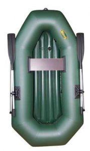 Лодка ПВХ Инзер 1,5 (350) НД надувная гребная