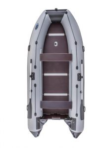 Лодка ПВХ STEFA 3800 МК Premium под мотор надувная