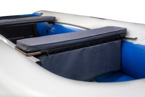 Фото комплекта мягких накладок с сумкой (верх ткань) (110 см)