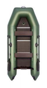 Лодка ПВХ Аква 3200 СК надувная под мотор