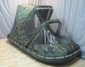 Тент-комби на лодку Ривьера 3600 НДНД