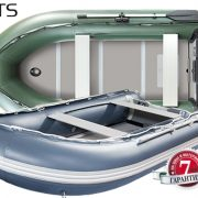 Фото лодки Юкона (YUKONA) 310 TS – U Фанерная слань