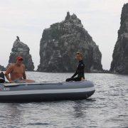 Фото лодки Юкона (YUKONA) 330 TS – U Фанерная слань