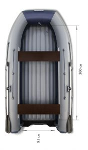 Фото лодки Флагман DK 420 НДНД