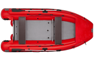 Лодка ПВХ Фрегат M-430 FM L надувная под мотор