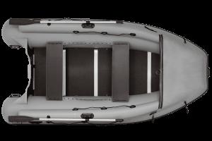 Лодка ПВХ Фрегат M-390 F надувная под мотор