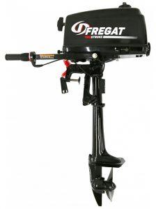 Лодочный мотор Фрегат (Fregat) T2.6CBMS (2,6 л.с., 2 такта)