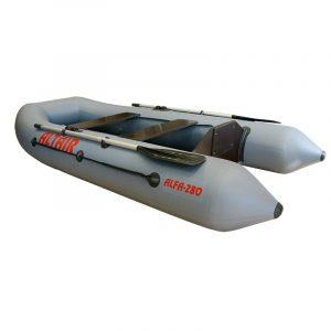 Лодка ПВХ Альтаир Alfa 280 надувная под мотор