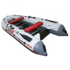 Лодка ПВХ Альтаир Sirius 335 Stringer надувная под мотор