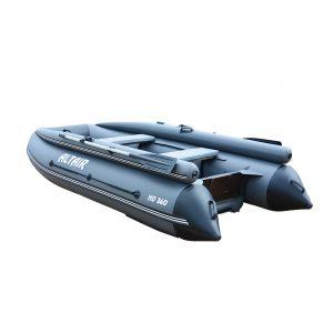 Лодка ПВХ Альтаир HD 360 НДНД с фальшбортом надувная под мотор