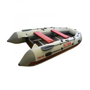 Лодка ПВХ Альтаир Pro 385 надувная под мотор