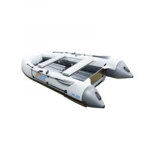 Лодка ПВХ Альтаир HD 380 НДНД надувная под мотор